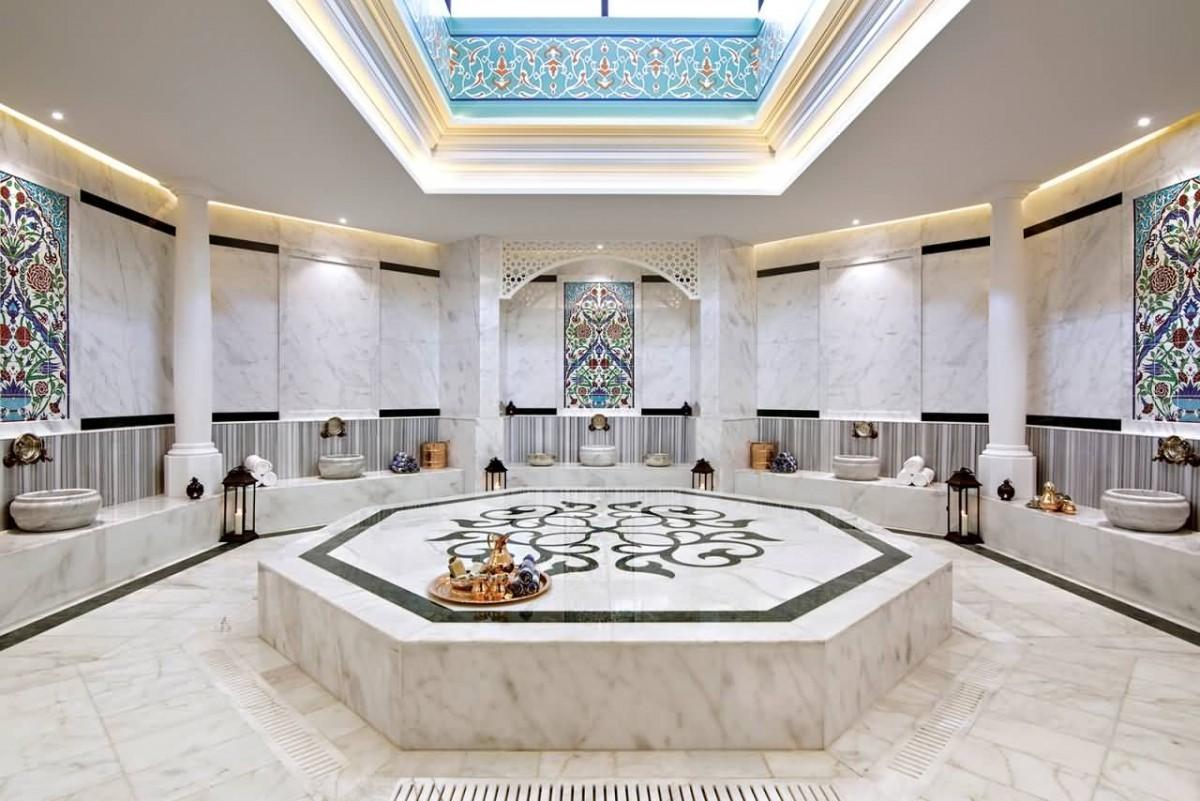 الحمام التركي متعة وسياحة وثقافة