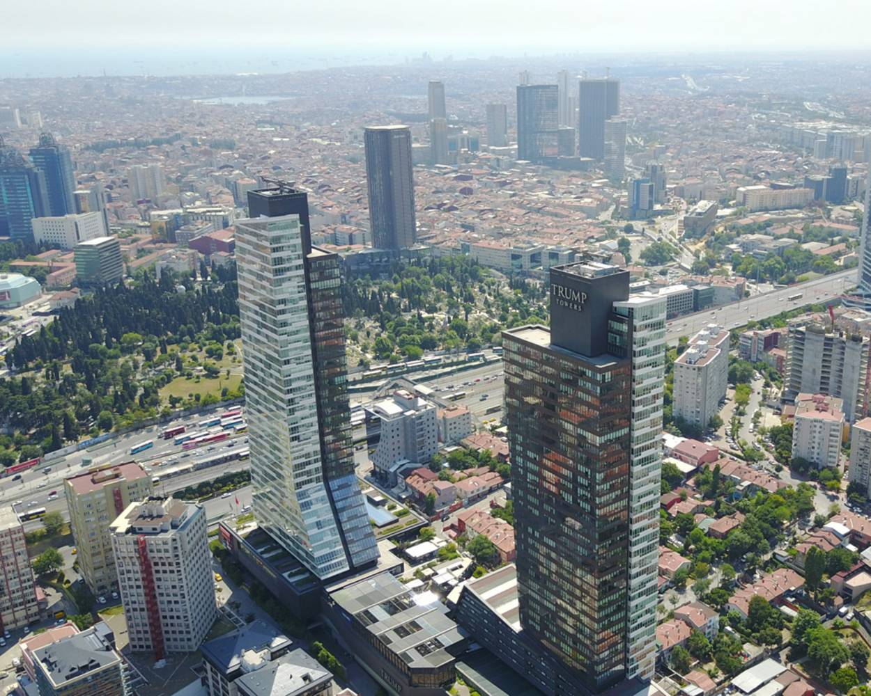 برج ترامب في إسطنبول معلومات قد تقرأها لأول مرة