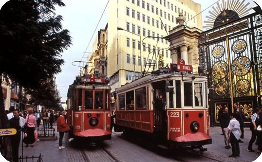 منطقة بيوغلو في إسطنبول