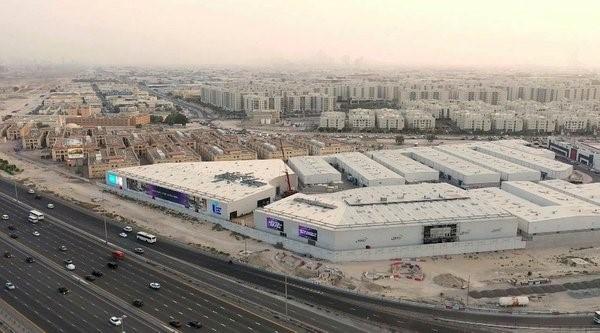 مركز تركيا التجاري في دبي ـ علامة تركية جديدة