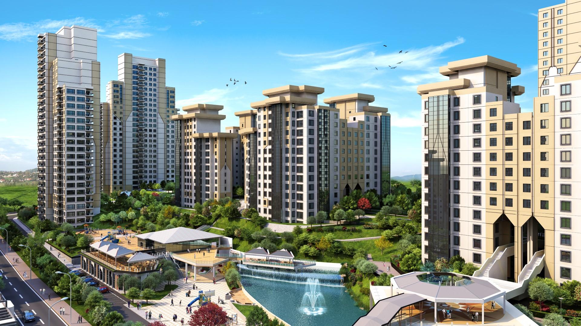 مميزات و تفاصيل السكن في مجمعات سكنية في اسطنبول