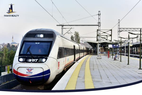 تركيا ستشغل 10 قطارات سريعة جديدة في عام 2020