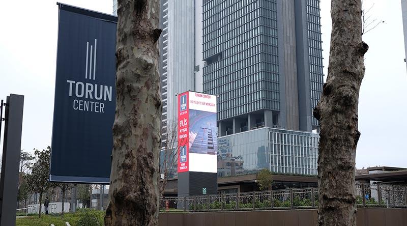 برج تورون في إسطنبول ـ عنوان الرقي والرفاهية