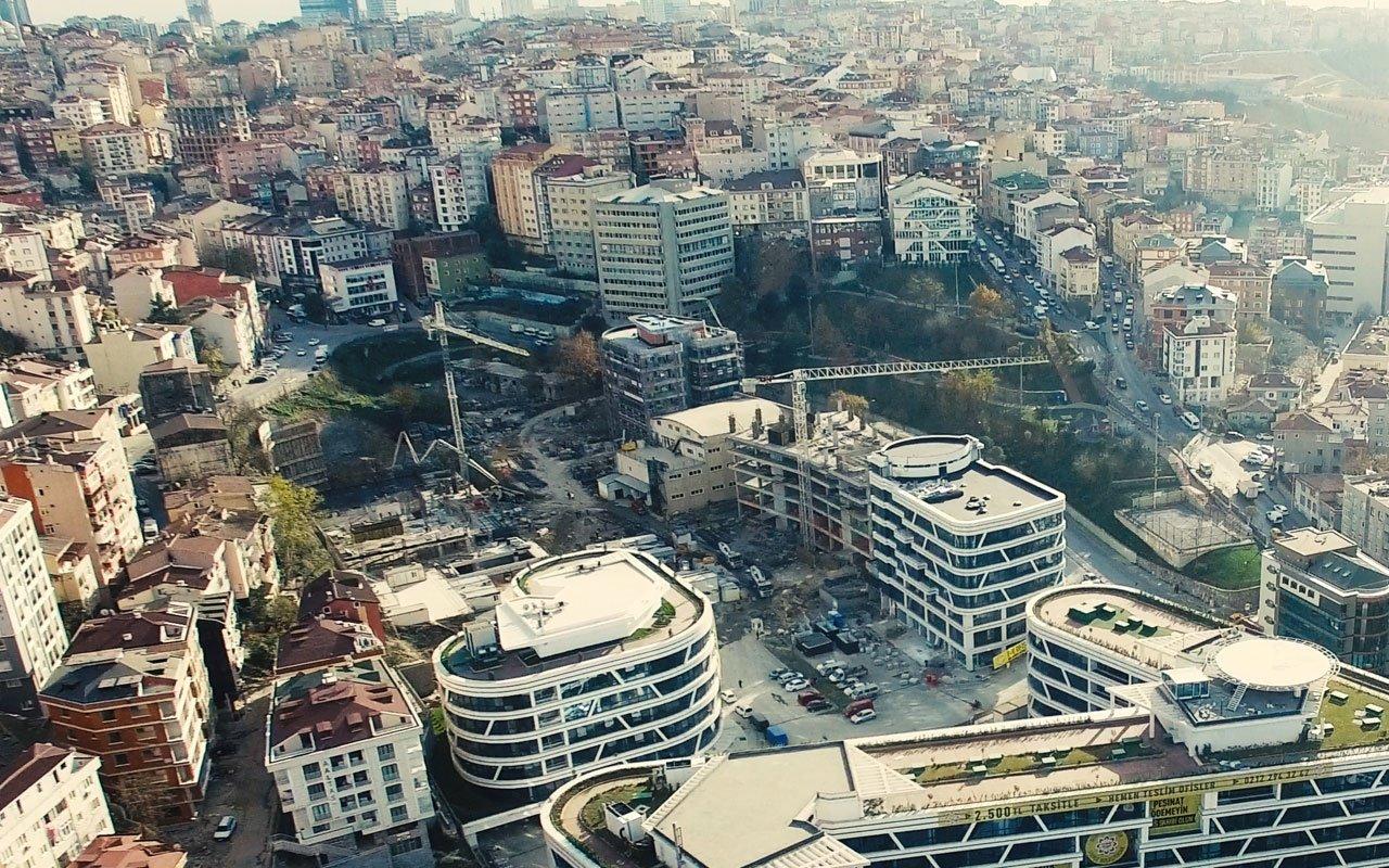 منطقة كاغيت هانة في إسطنبول والنهضة العقارية فيها