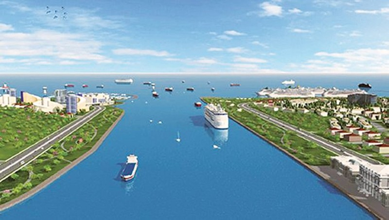 New Istanbul Canal, the project of the age
