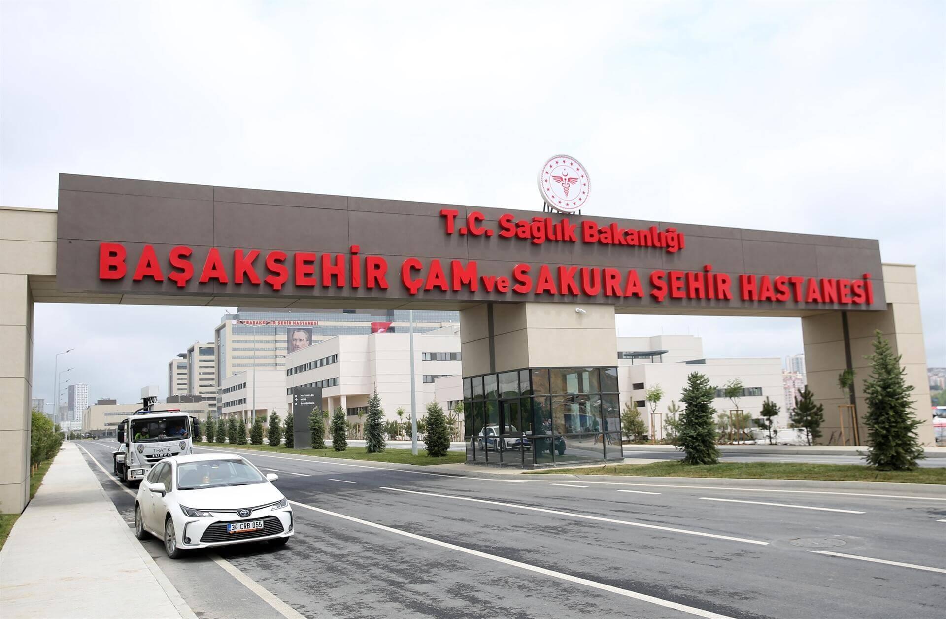مدينة باشاك شهير الطبية في إسطنبول