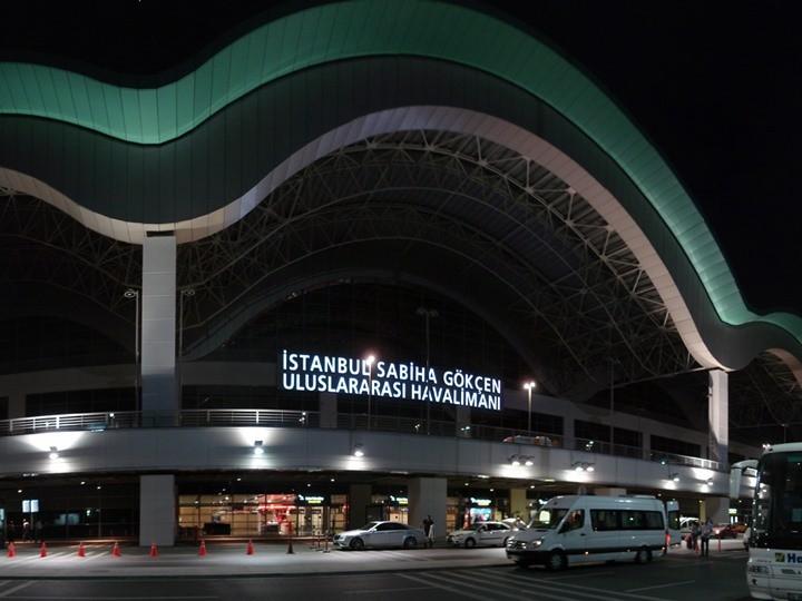 مطار صبيحة في إسطنبول الآسيوية