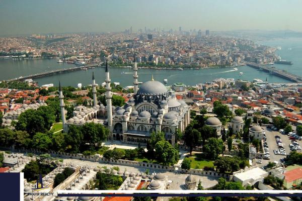 مسجد الفاتح في اسطنبول أيقونة حضارية