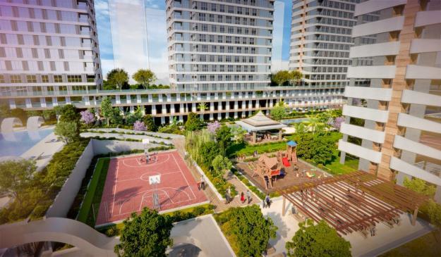 مشروع السكن والعمل