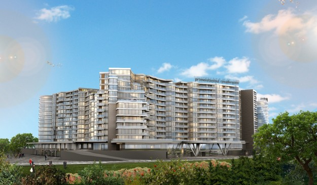 مشروع فندقي وسط إسطنبول